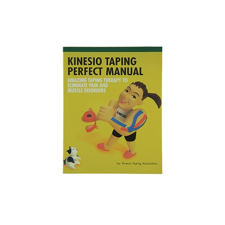 Kinesio Taping for Pediatrics, Fundamentals & Whole Body Taping Manual 2nd Edition