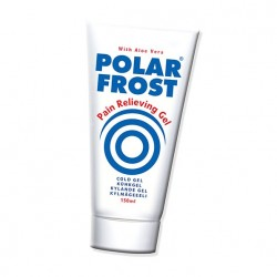 Tube Polar Frost 150ml (lot de 4)
