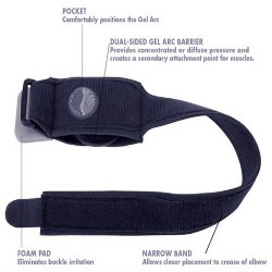Gel Arc Elbow Brace