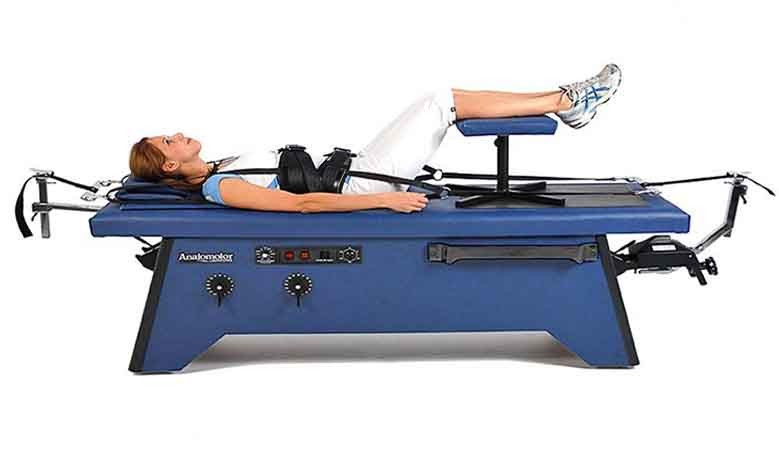 Table Traction Anatomotor